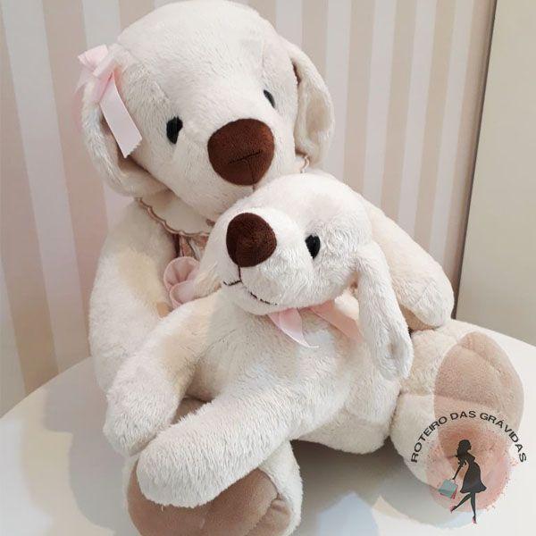 Cachorrinha Belinha & Belinha Baby