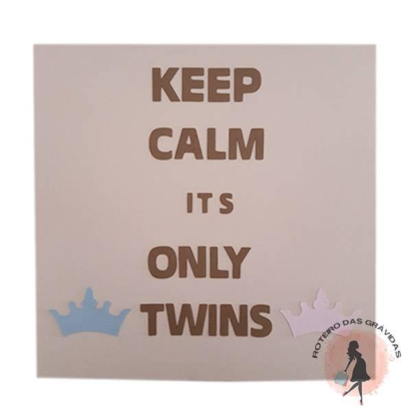 Quadro keep calm