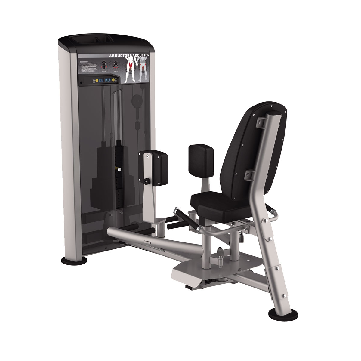Abductor / Adductor - 150 lbs