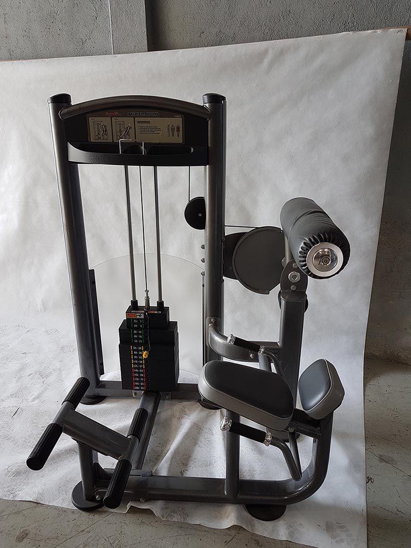 Back Extenion 200lbs (90 kgs) IMPULSE - (Peça Showroom)