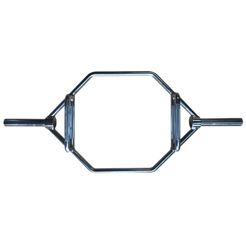 Barra Olímpica Hexagonal com presilha