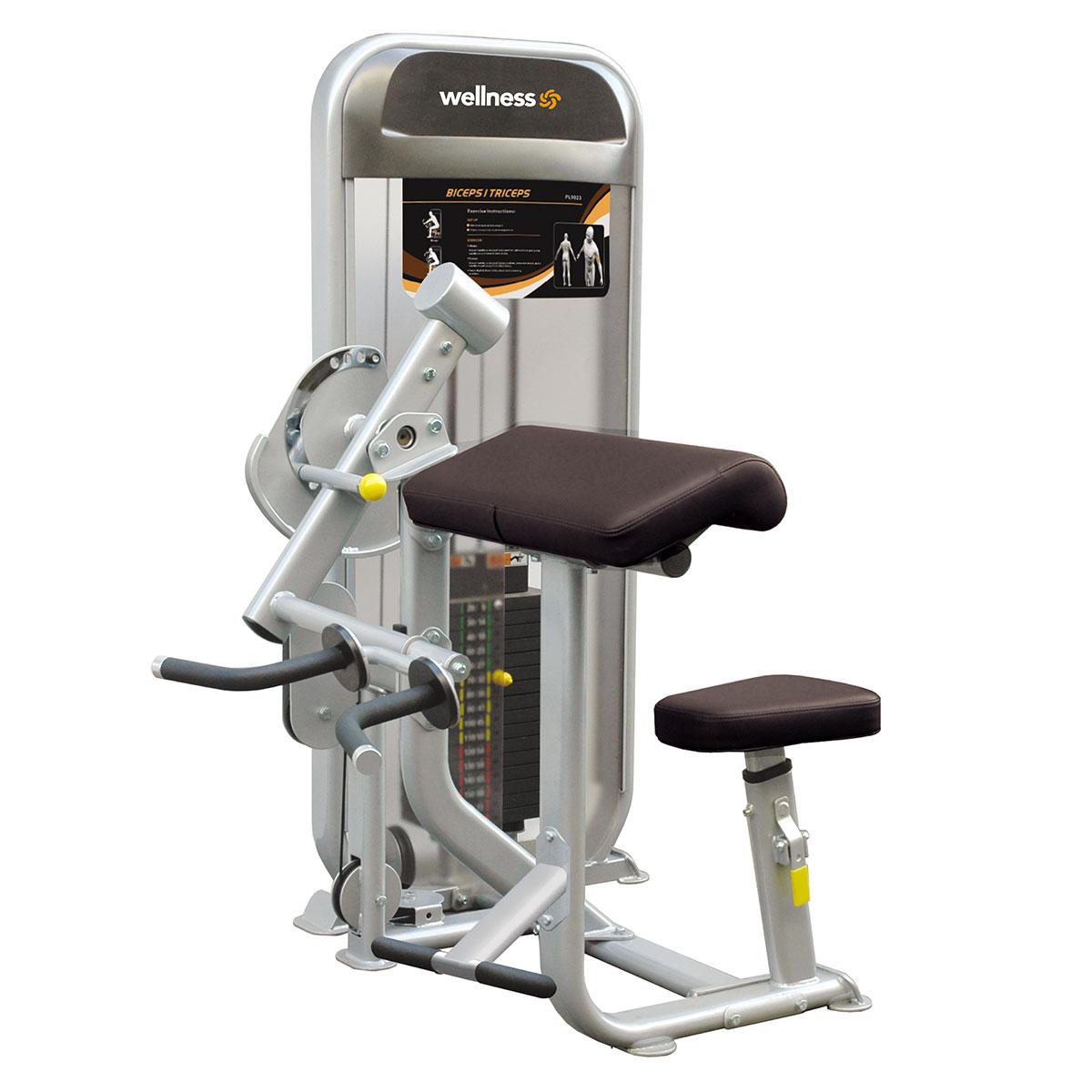 Biceps Triceps Plamax Dual Series Wellness