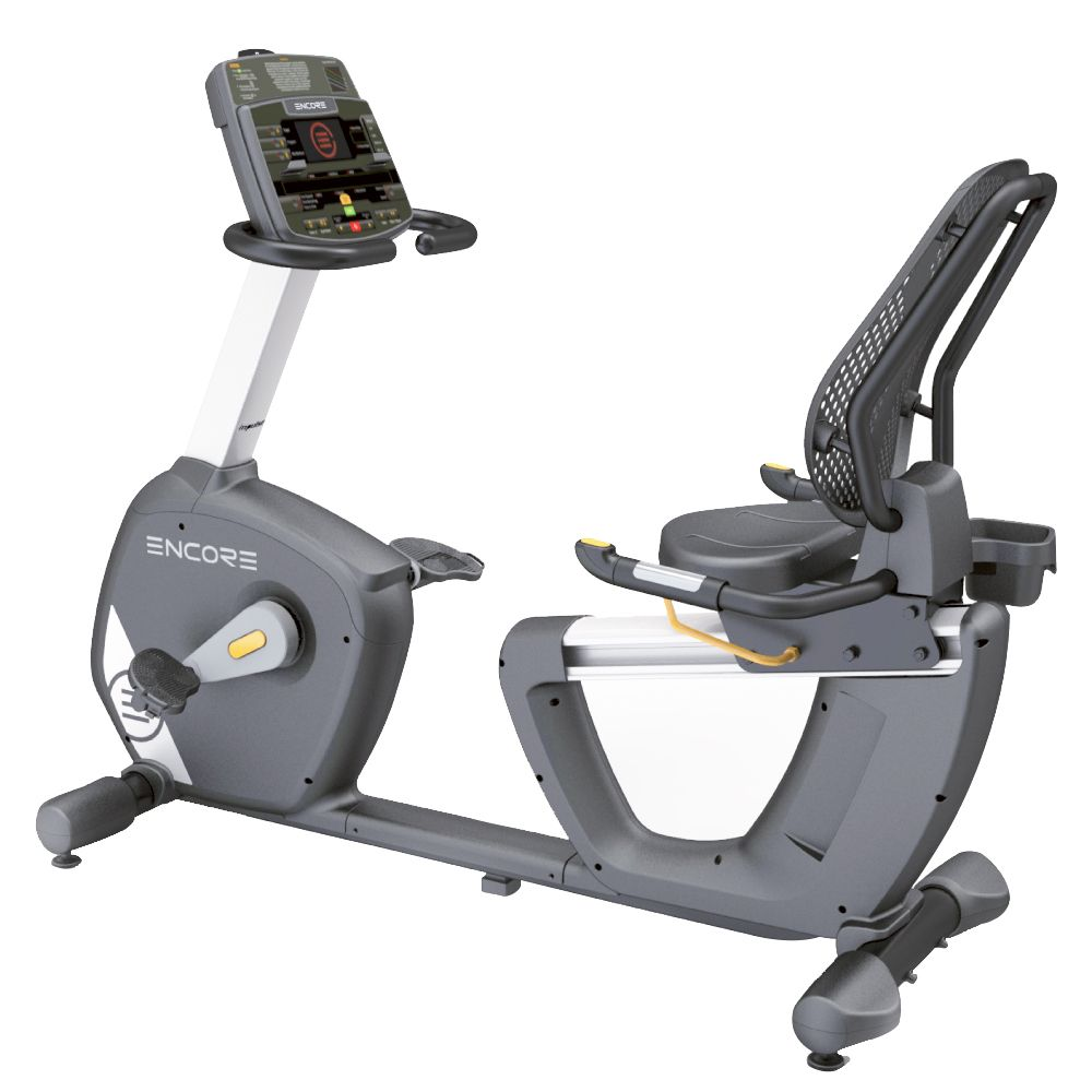 Bicicleta Horizontal Wellness - H-4000