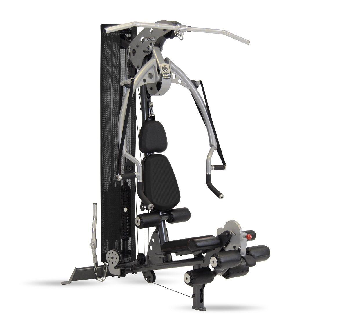 Estação Multi-Exercícios Gym M2 - Inspire