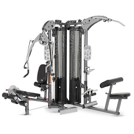 Home Gym M5 (2 colunas 95 kg) - Semi-Profissional