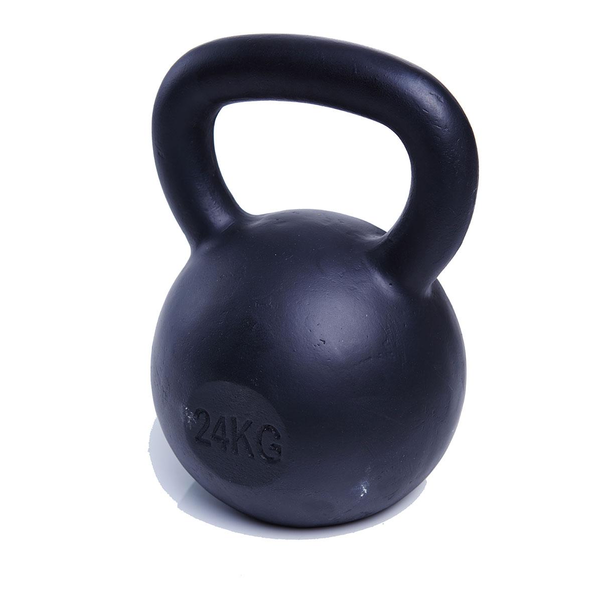 Kettlebell 24,00kg Wellness