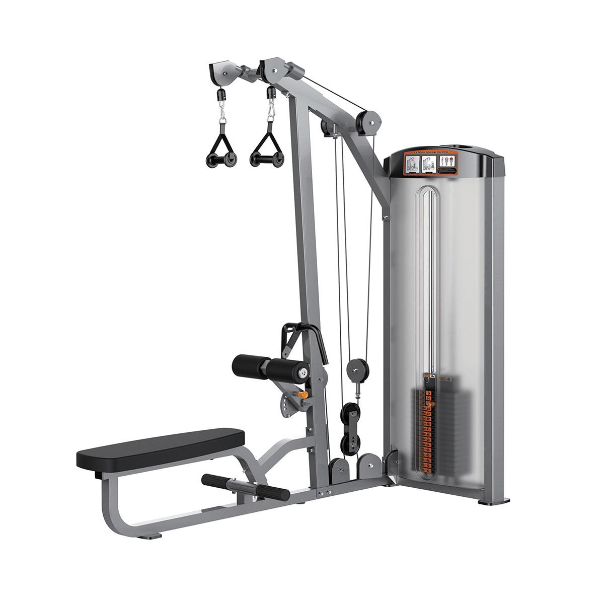 Lat Pulldown / Low Row - 250 lbs