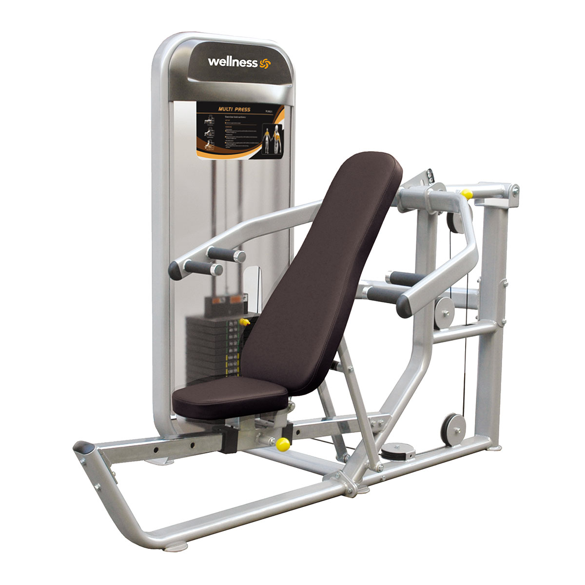 Multi Press Plamax Dual Series Wellness
