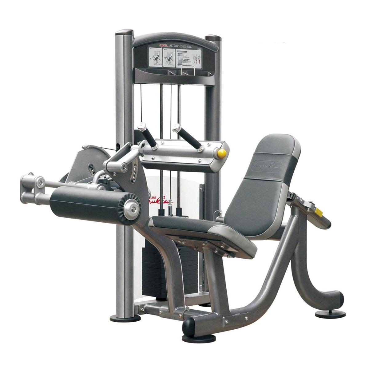 Seated Leg Curl c/ ajustes - 200 lbs