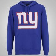 Blusão de Moletom com Capuz New Era New York Giants NFL Team - Masculino