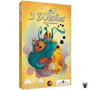 3 Wishes + Promo Essen