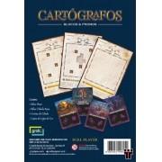Cartógrafos - Blocos e Promos