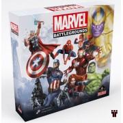 Marvel Battlegrounds + Insert Bucaneiros