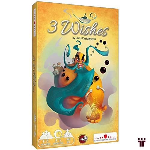 3 Wishes + Promo Essen  - Tschüss
