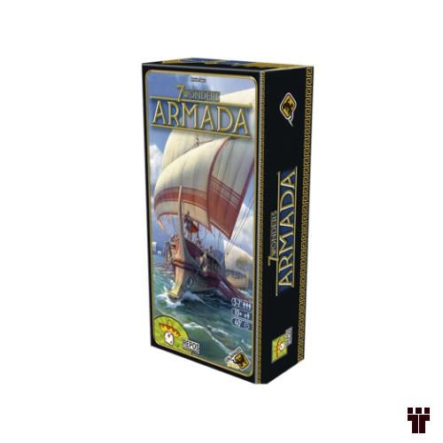 7 Wonders: Armada  - Tschüss