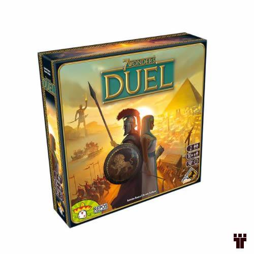 7 Wonders Duel  - Tschüss