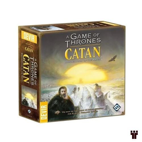 A Game of Thrones: Catan – Brotherhood of the Watch  - Tschüss