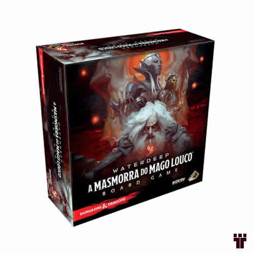 A Masmorra do Mago Louco - Dungeons and Dragons Waterdeep  - Tschüss
