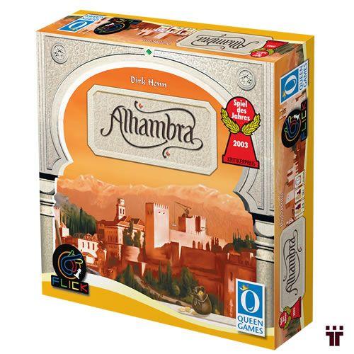 Alhambra  - Tschüss