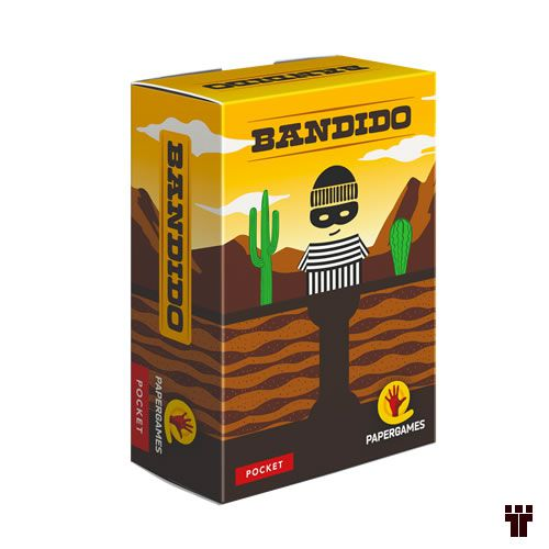 Bandido + Promo Missão Impossível  - Tschüss