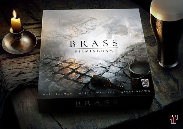 Brass: Birmingham  - Tschüss