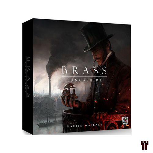 Brass: Lancashire  - Tschüss