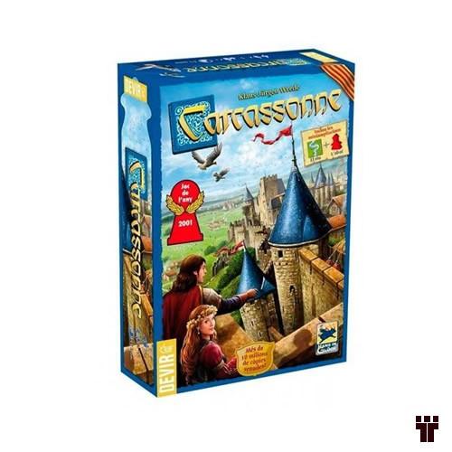Carcassonne  - Tschüss