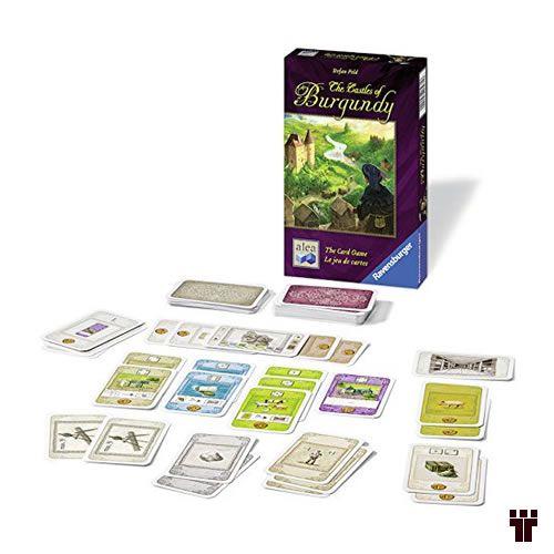 Castles of Burgundy: The Card Game  - Tschüss