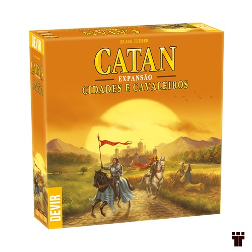 Catan - Cidades e Cavaleiros  - Tschüss