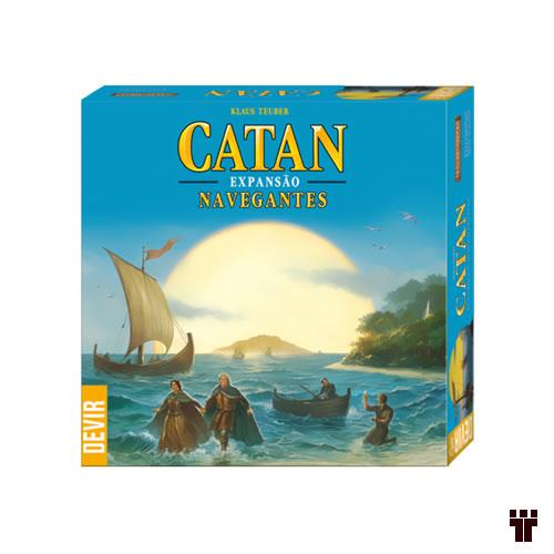 Catan: Navegadores  - Tschüss