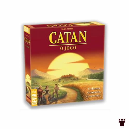 Catan - O Jogo  - Tschüss