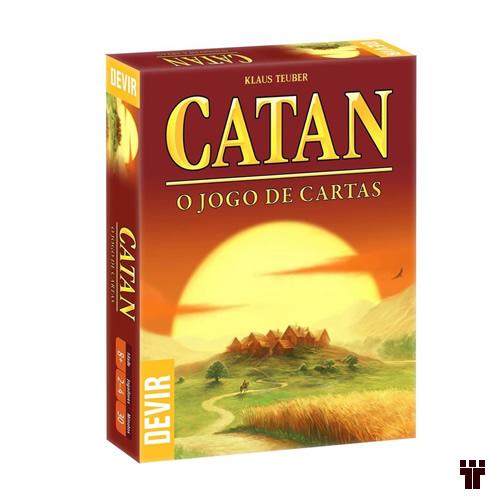 Catan: o Jogo de Cartas  - Tschüss