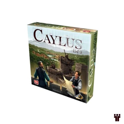 Caylus 1303  - Tschüss