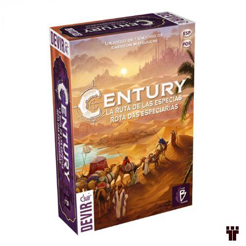 Century: A Rota das Especiarias  - Tschüss