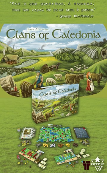 Clans of Caledonia  - Tschüss
