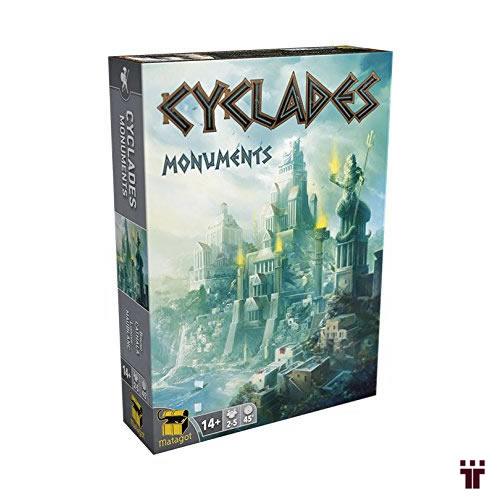 Cyclades Monuments  - Tschüss