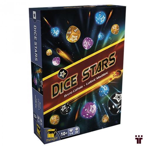 Dice Stars + Promo Essen - Autografado  - Tschüss