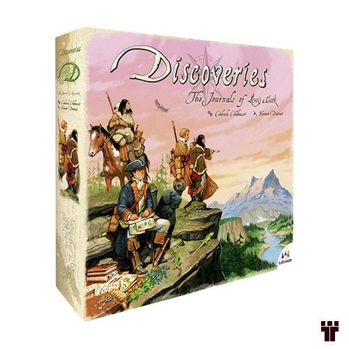 Discoveries  - Tschüss