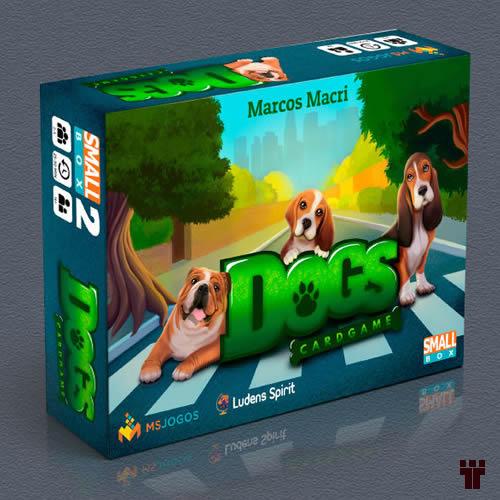 Dogs: Cardgame + Extras FC  - Tschüss