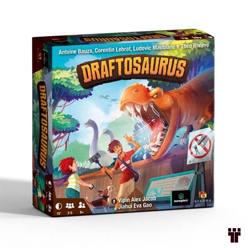 Draftosaurus  - Tschüss