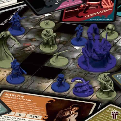 Dungeons & Dragons: Waterdeep - A Masmorra do Mago Louco  - Tschüss