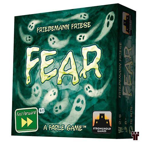 Fast Forward: FEAR  - Tschüss