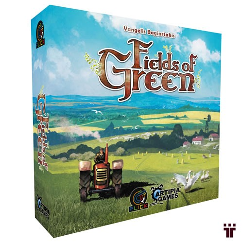 Fields of Green  - Tschüss
