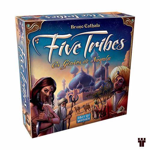 Five Tribes  - Tschüss