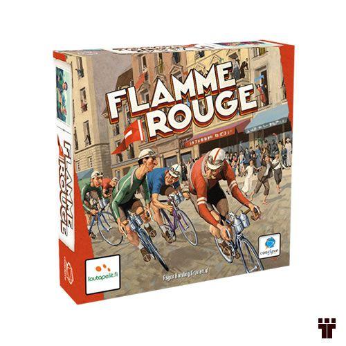 Flamme Rouge  - Tschüss