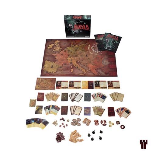 Fury of Dracula  - Tschüss