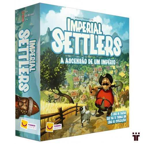 Imperial Settlers  - Tschüss