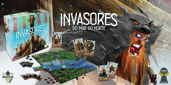 Invasores do Mar do Norte  - Tschüss