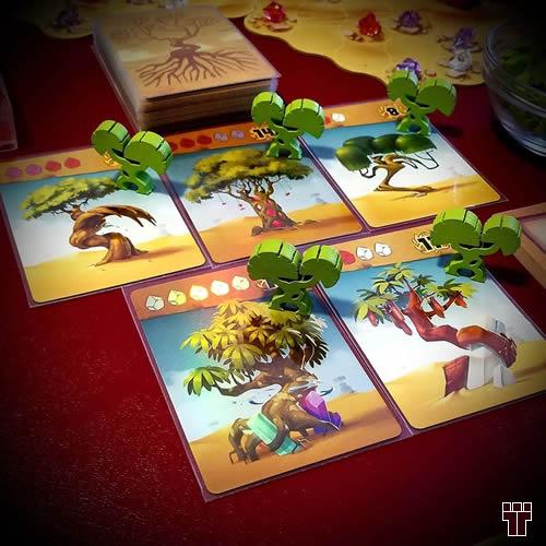 Ishtar: Gardens of Babylon + Promos + Sleeves  - Tschüss