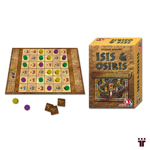 Isis & Osiris  - Tschüss